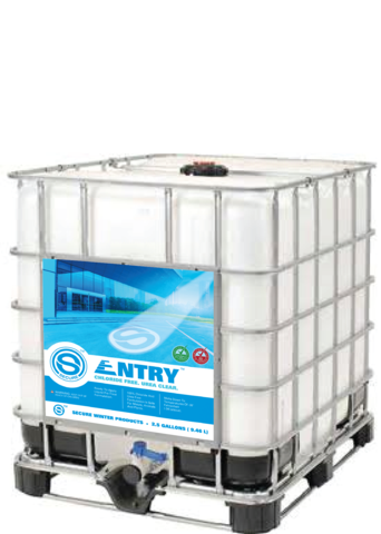 Entry Liquid De-Icer (250 gal. tote)