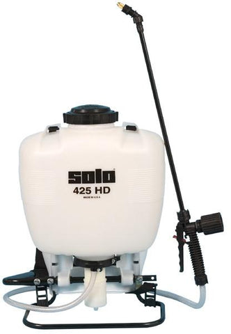 Solo Manual Pump Backpack Sprayer (4 Gallon)