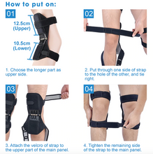 SpringForce - Stabilizer Knee Support