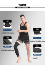Compression MAX - Elastic Long Knee Sleeve