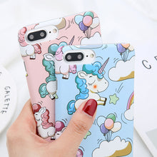 Unicorn Cloud Hard Shell Phone Case