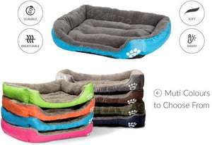 Warm Orthopedic Pet Bed