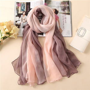 Fano™ Fashion Summer Gradient Scarf