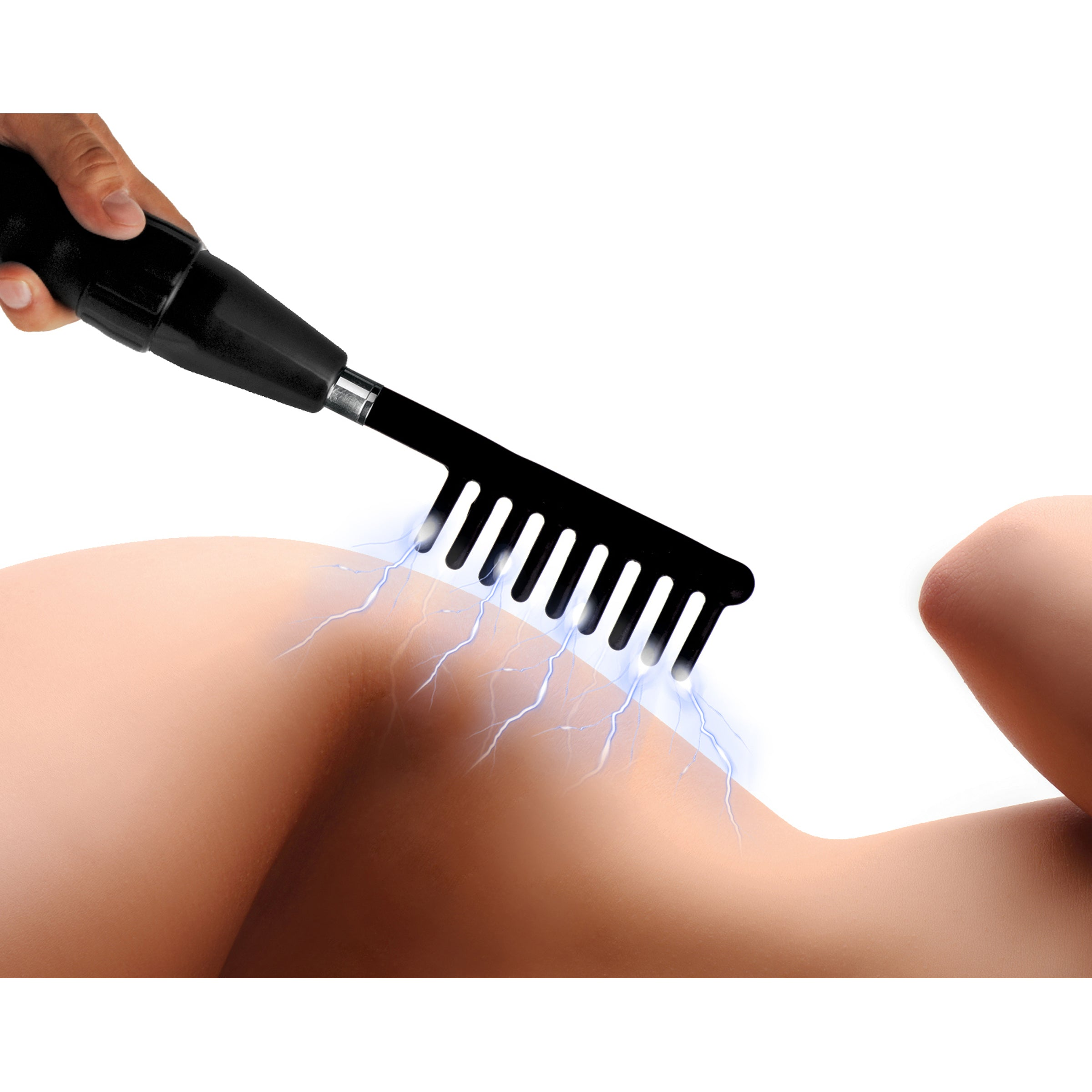Extreme Twilight Comb Silicone Estim Attachment