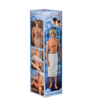 Kenny Premium Male Love Doll