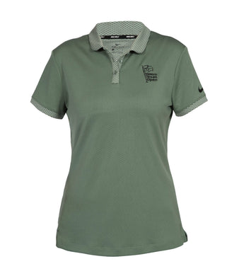 Women's Nike Dry Fit Polo