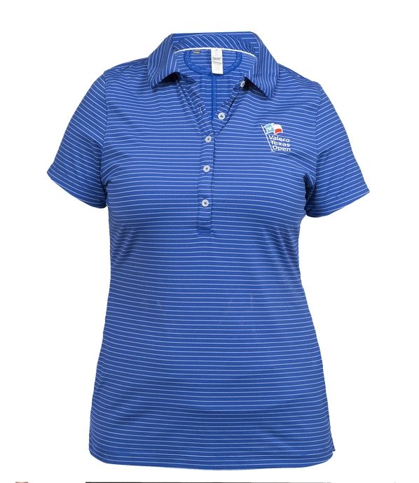 Women's Under Armour Playoff Stripe Polo