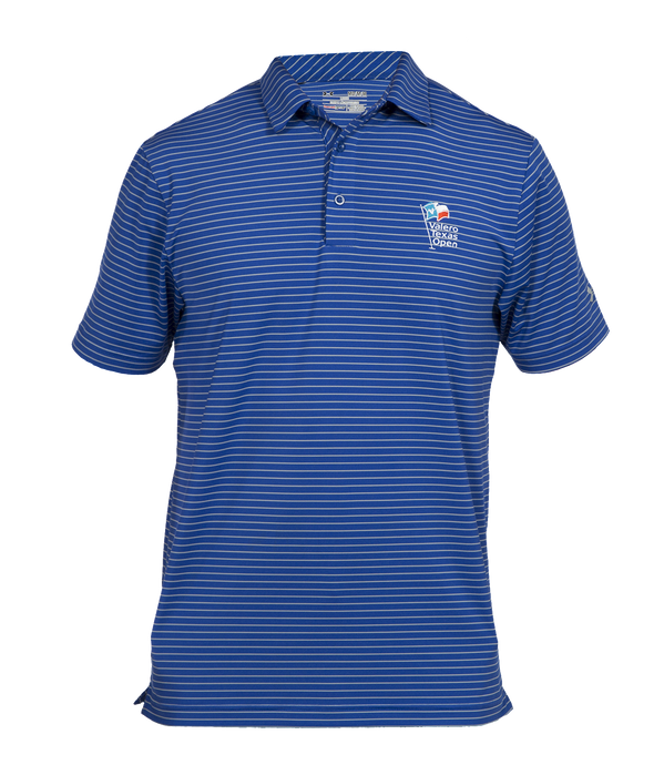 Men's Under Armour Playoff Stripe Polo
