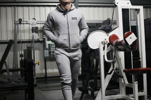 TRACKSUIT BOTTOMS | SNOW MARL