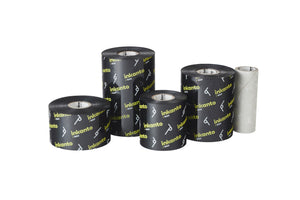 "2.17"" X 243 FT (74M) Armor Inkanto AWR 8 Wax Ribbons (Outside Ink), 24 Pack/Box"