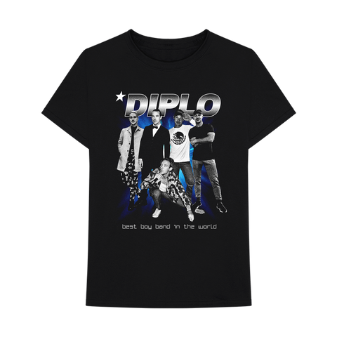 Diplo Boy Band T-shirt