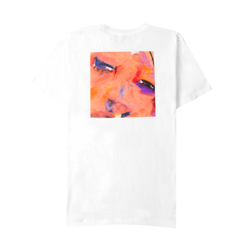 California White T-Shirt