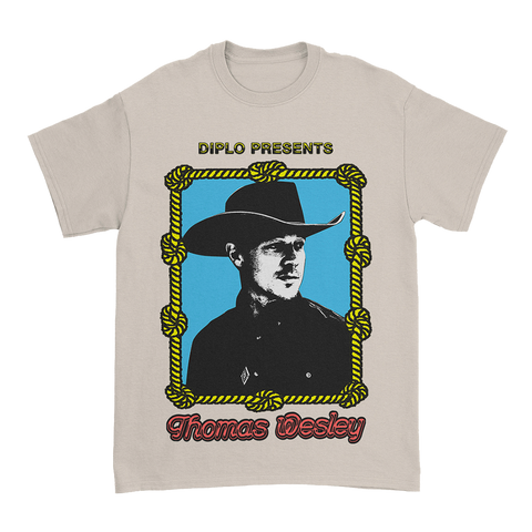 Diplo Presents Thomas Wesley T-Shirt