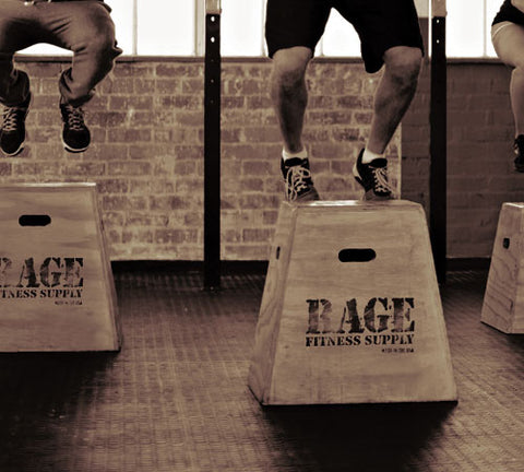 How to box jump youtube