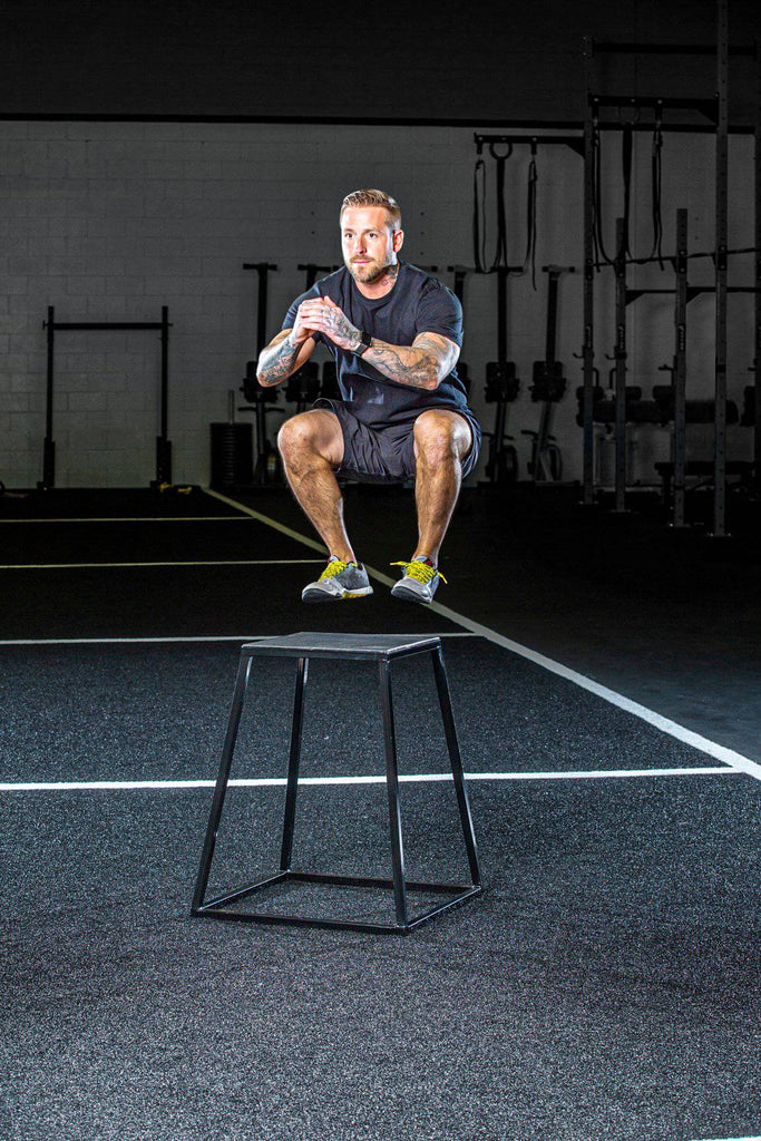 Steel Plyo Box - RAGE Fitness