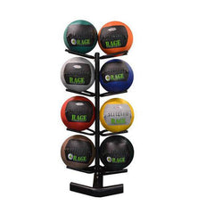 Medicine Ball Rack – 4 tier - RAGE Fitness