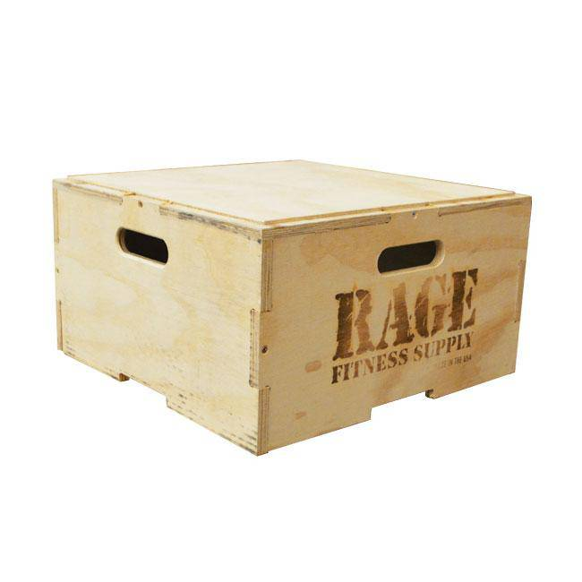 Stackable Plyo Boxes - RAGE Fitness