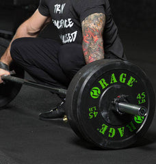 Invictus 2.0 Bearing Barbell - RAGE Fitness