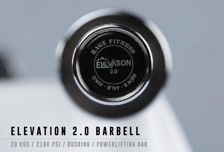 Elevation 2.0 Bushing Barbell