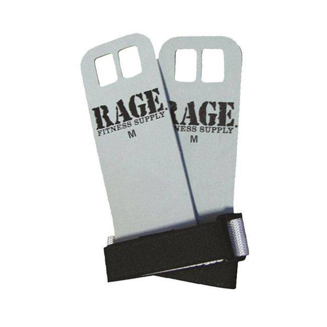 Leather Hand Grips - RAGE Fitness