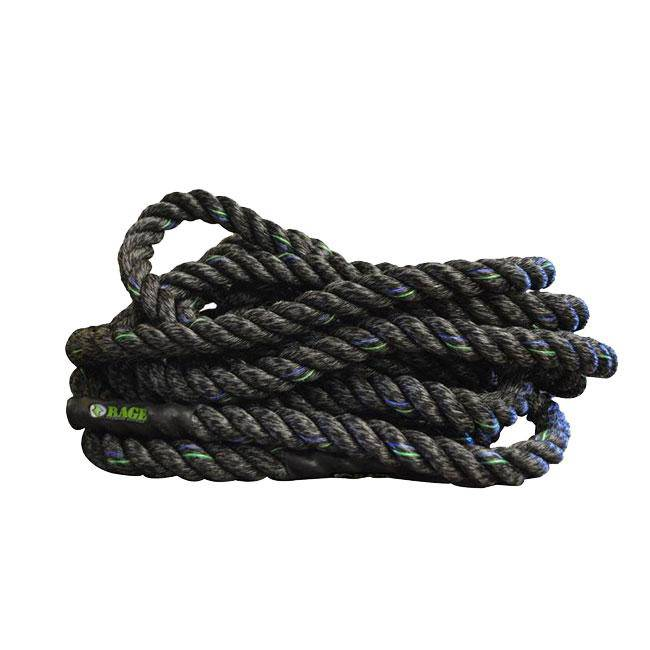 "Polydac Conditioning Rope - 1.5"" 40' & 50' - RAGE Fitness"