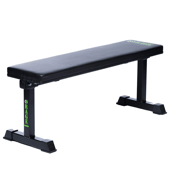 Flat Bench - RAGE Fitness