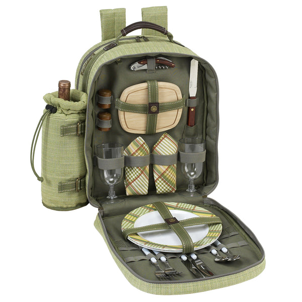 Hamptons Two Person Picnic Backpack