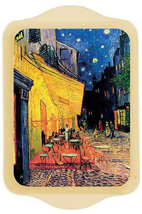 Van Gogh Cafe Terrace Place du Forum Mini Metal Tray