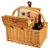 Vineyard Picnic Basket For Two