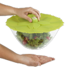 Silicone Artichoke 11 in. Bowl Cover