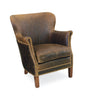 L1347-01 Leather Chair