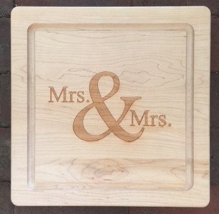 cutting board, personalized cutting board, wedding gift, engagement gift, personalized wedding gift, personalized engagement gift, personalized gift