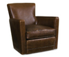 L1017-01SW Leather Swivel Chair