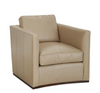 L3022-01SW Leather Swivel Chair