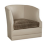 L3009-01SW Leather Swivel Chair