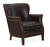 L1347-41 Leather Chair