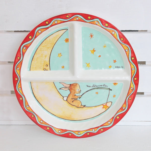 Wish on a Star, Plate