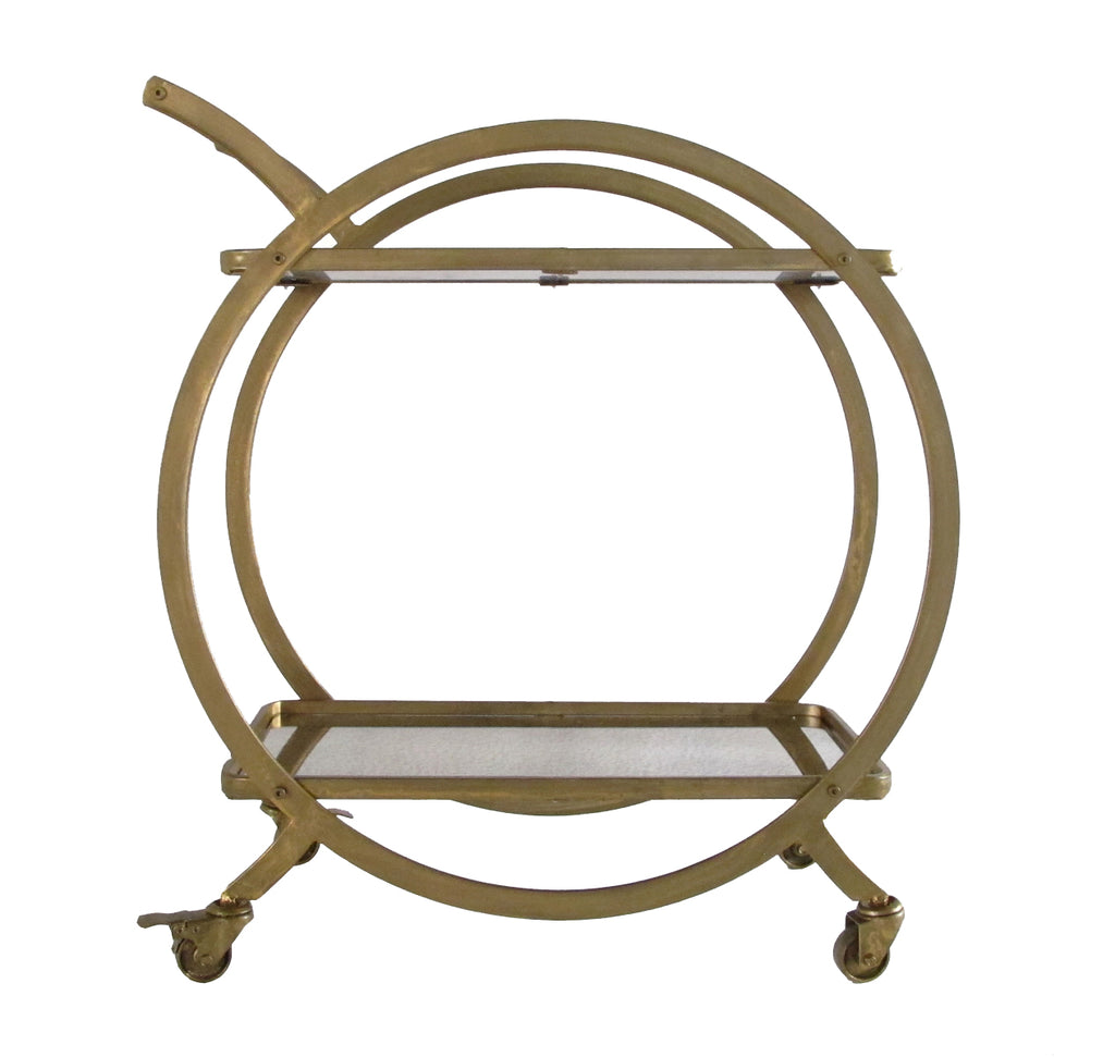 Circles Bar Cart