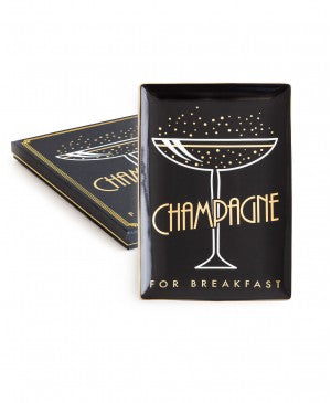 champagne, wine, wine lovers gift, champagne lovers gift, champagne tray, champagne for breakfast