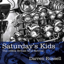 Saturday's Kids by Darren Russell, Foruli Codex, ISBN 9781905792269, front cover