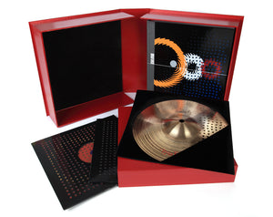 The Autobiography deluxe limited edition by Bill Bruford, Foruli, solander box with contents