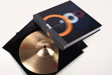 The Autobiography deluxe limited edition by Bill Bruford, Foruli, book and Paiste custom cymbal