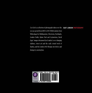 East End by David Apps, Foruli Codex, ISBN 9781905792306, back cover