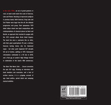 Emerson, Lake & Palmer  limited edition by Forrester, Hanson & Askew, Foruli Classics, ISBN 9781905792504, back cover & flap