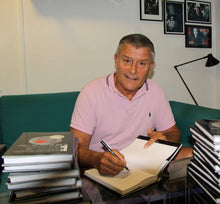 Emerson, Lake & Palmer limited edition by Forrester, Hanson & Askew, Foruli Classics, ISBN 9781905792504, Carl Palmer signing copies