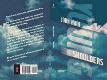 Young Shoulders by John Wain, Foruli Fiction, ISBN 9781905792597, cover spread