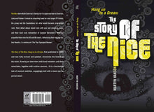 The Story of The Nice: Hang on to a Dream by Martyn Hanson, Foruli Classics, ISBN 9781905792610, cover spread