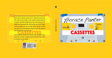 Cassettes by Horace Panter, Foruli Codex, ISBN 9781905792665, cover spread