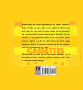 Cassettes by Horace Panter, Foruli Codex, ISBN 9781905792665, back cover