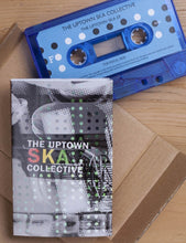 Uptown Ska Collective, Uptown Ska EP, cassette and O-card, FEP8C, Foruli